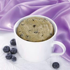 Blueberry Mug Cake Mix