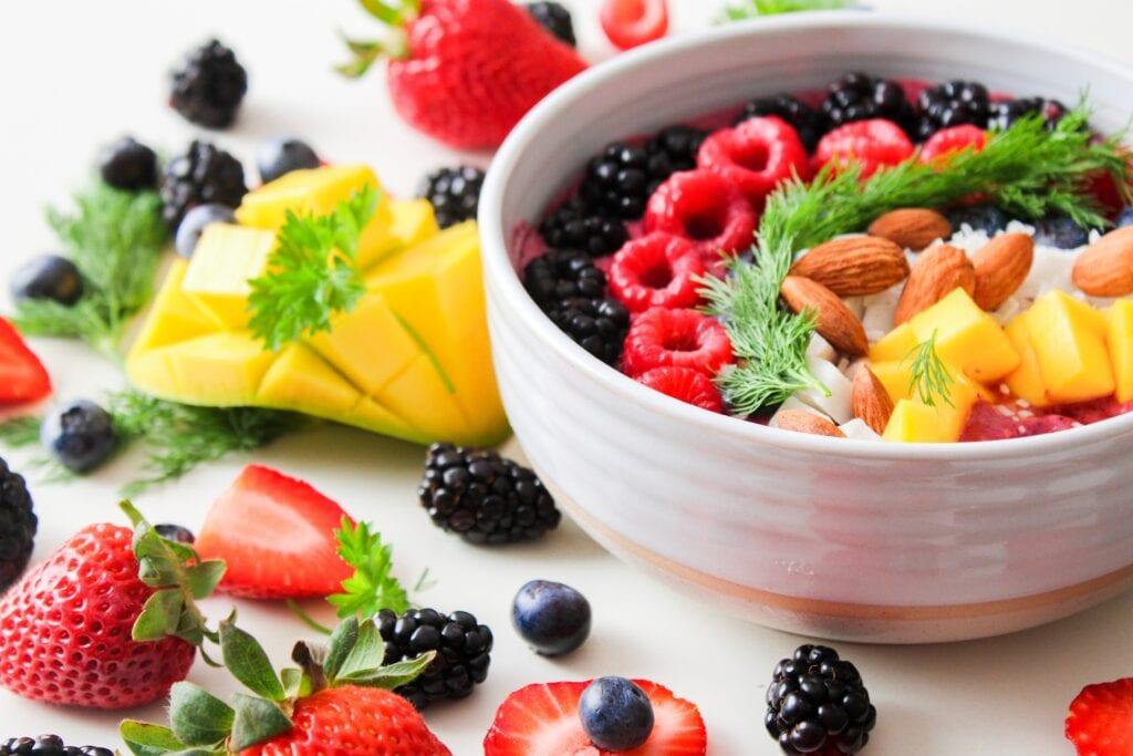 new healthy diet